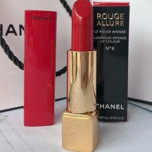 Brand New Chanel Rouge Allure Velvet Lip Stick N°8